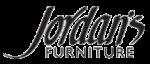 jordans furniture logo black