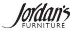 jordans furniture logo black